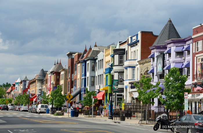 adams morgan washington -foto: karin scheepstra-